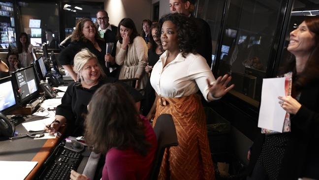 Oprah Winfrey - OWN Upfront - H - 2011
