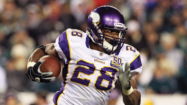 Top 10 Draft Picks: Adrian Peterson