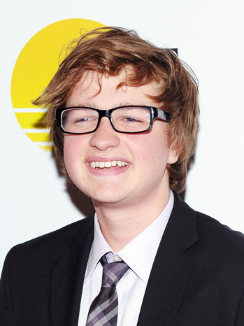 Angus T. Jones Headshot - P 2011