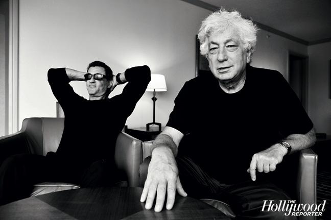 Avi Lerner & Sylvester Stallone