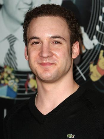 Ben Savage Portrait - P 2011
