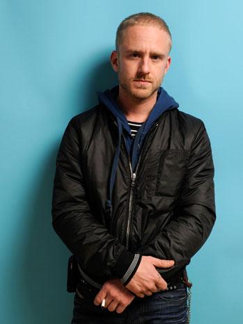 Ben Foster Sundance Portrait - P 2011