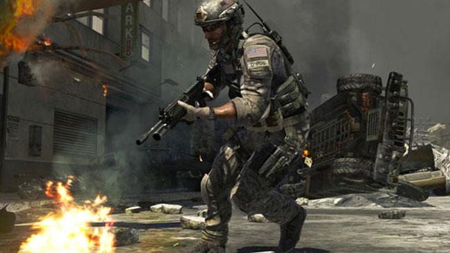 Call of Duty: Modern Warfare 3 - H 2011