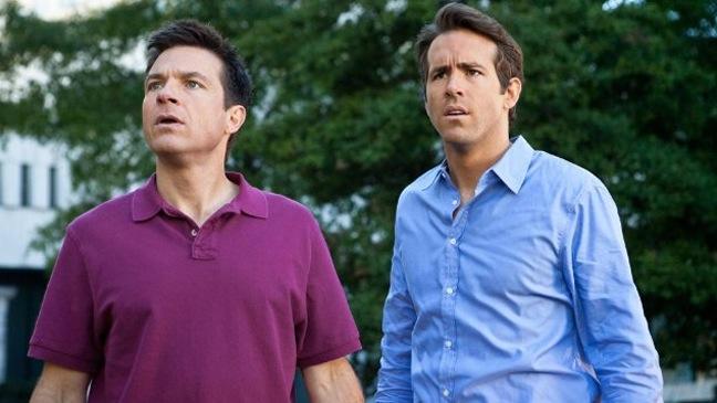 Jason Bateman, Ryan Reynolds - Movie Still: The Change-Up - H - 2011