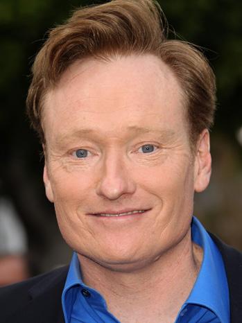 DOWN: Conan O'Brien