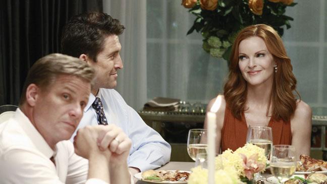 Desperate Housewives Dinner - H 2011