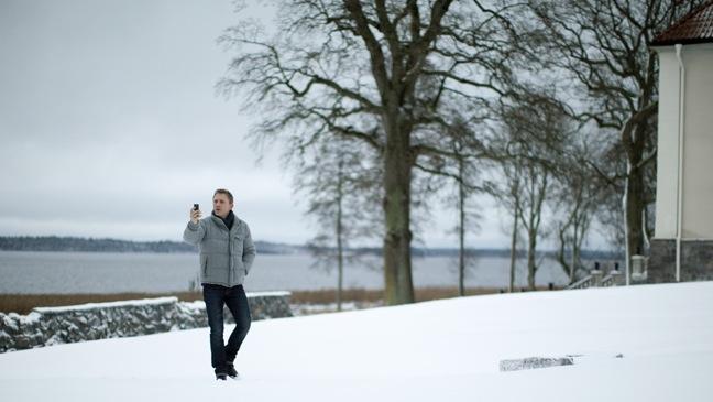 Daniel Craig - Movie Still: Girl With the Dragon Tattoo - H - 2011