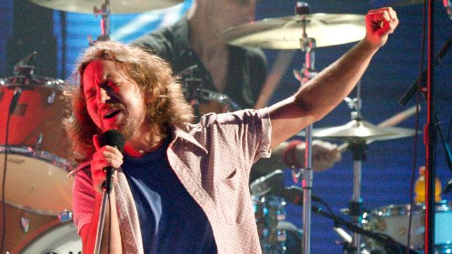 Eddie Vedder Stage - H 2011