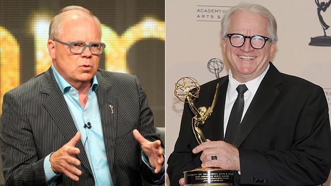 29A Emmys John Shaffner John Leverence
