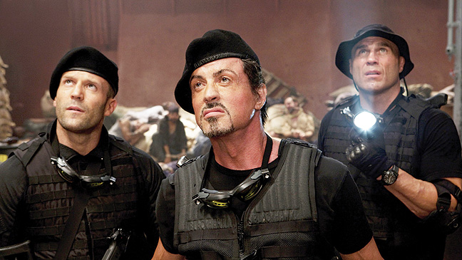 """NU IMAGE TOP 10: """"The Expendables"""" (2010)"""