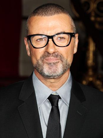 George Michael Headshot - P 2011