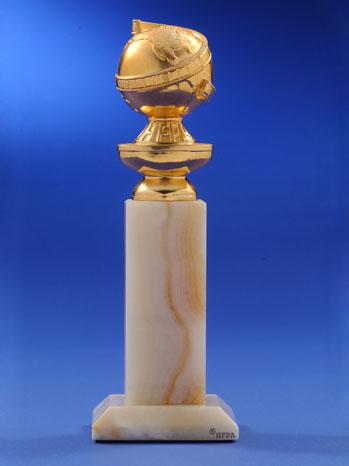 Golden Globe Statue - P 2011