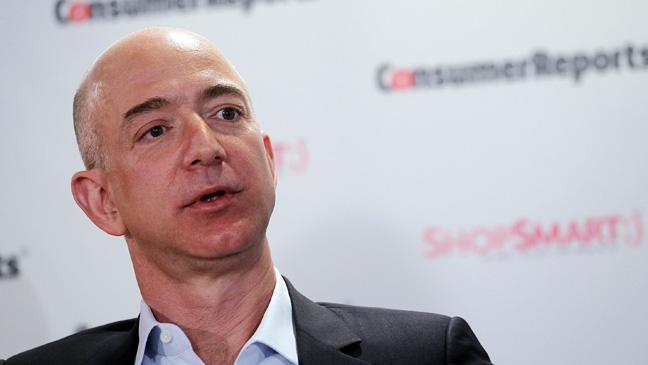 28 BIZ Hulu Jeff Bezos