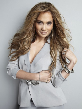 Jennifer Lopez - PR Portrait American Idol - P - 2010