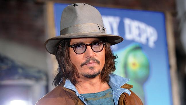 30 REP Lone Ranger Johnny Depp H