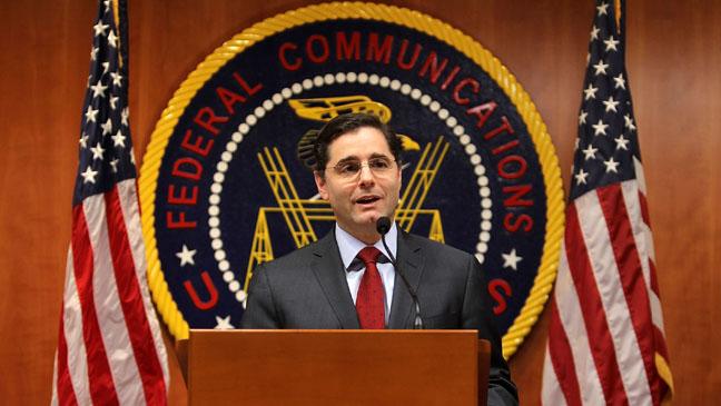 Julius Genachowski FCC - H 2011