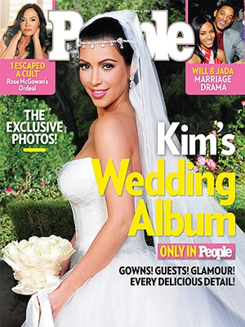 Kim Kardashian S Wedding By The Numbers Hollywood Reporter