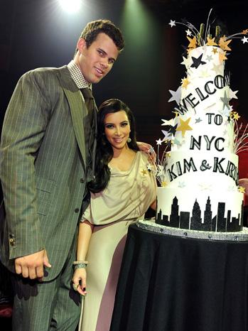 Kim Kardashian & Kris Humphries NYC Party - P 2011
