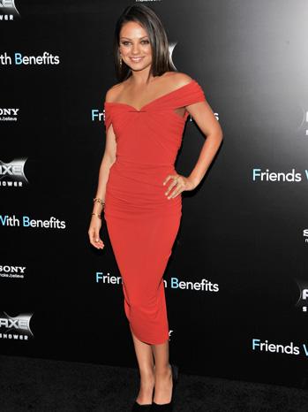BIRTHDAYS: Mila Kunis