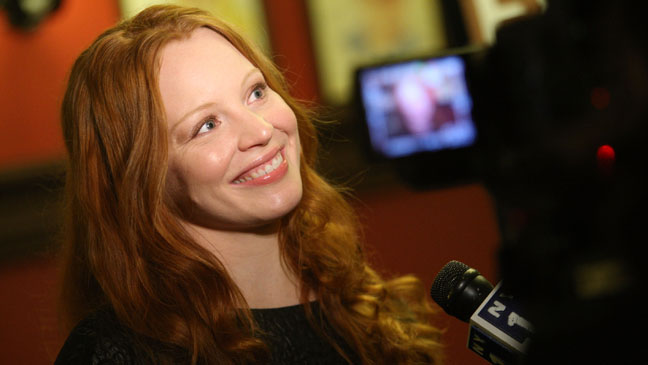 Lauren Ambrose Interview - H 2011