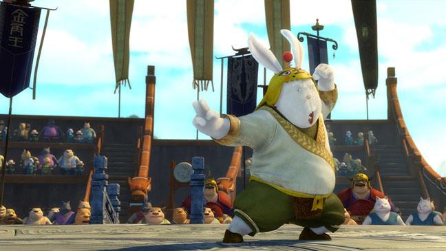 Legend of the Rabbit Still - H 2011