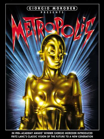 Metropolis Poster - P 2011