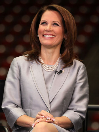 Michele Bachmann Iowa Straw Poll - P 2011