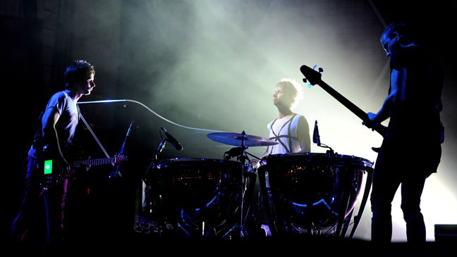 Muse Live Performance - H 2011