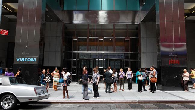 Earthquake NYC Office Evacuation - H 2011