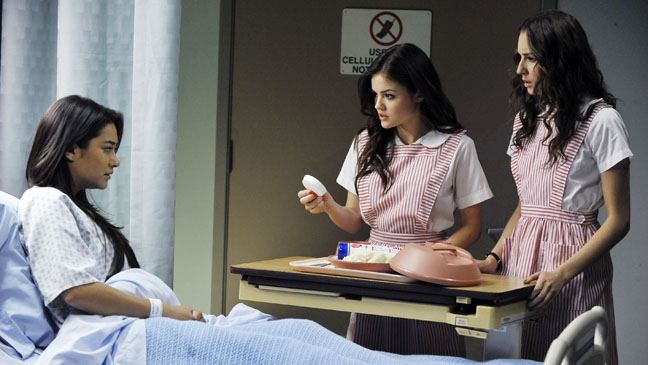 Pretty Little Liars Hospital Bed - H 2011