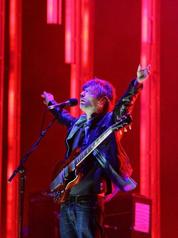 Radiohead - P 2011