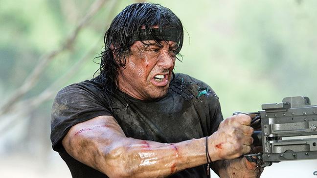 """NU IMAGE TOP 10: """"Rambo"""" (2008)"""