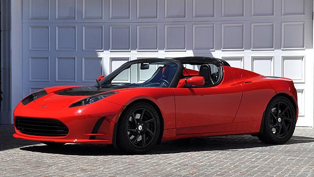 Tesla Roadster | $109,000