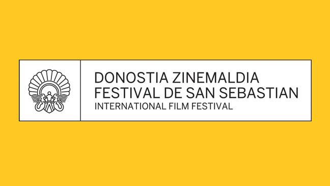 San Sebastian Film Festival Logo Yellow - H 2011