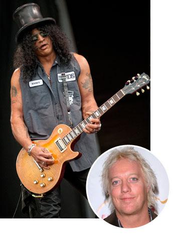 Slash, Jani Lane - SPLIT - P