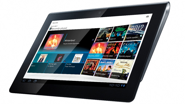 Sony Android Tablet - H 2011