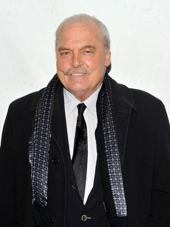 Stacy Keach Headshot - P 2011