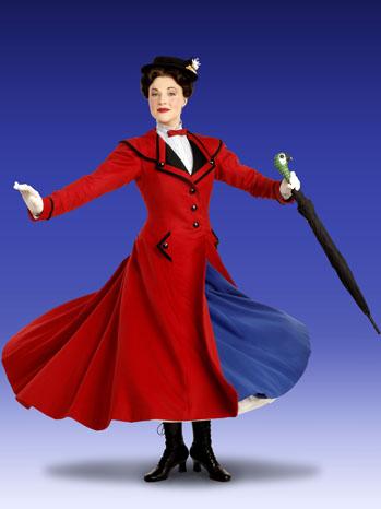 Steffanie Leigh Mary Poppins - P 2011