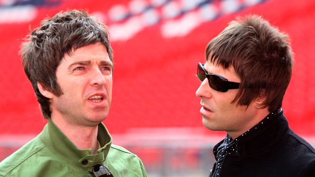 The Gallagher Brothers - H 2011