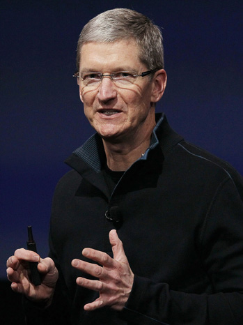 Tim Cook Apple CEO - P 2011