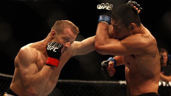 UFC 127 at Acer Arena - H 2011