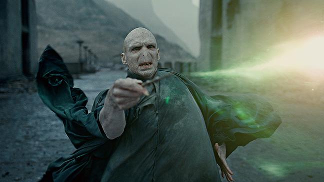 31 BIZ Harry Potter Voldemort H