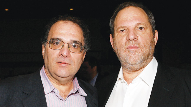 Bob & Harvey Weinstein