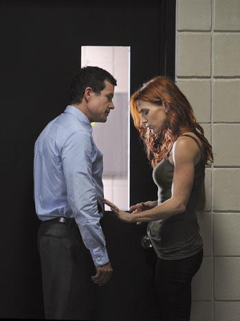 Unforgettable Season Premiere Al and Carrie - P 2011