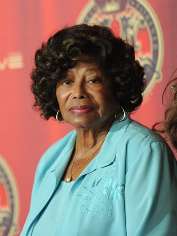 Katherine Jackson - Jackson Family And Global Live Events Press Conference - P - 2011