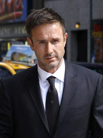 "David Arquette - Celebrities Visit ""Late Show With David Letterman"" - P - 2011"