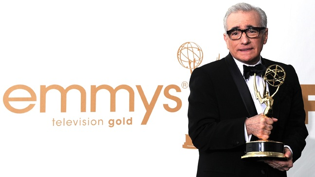 Martin Scorsese - 63rd Annual Primetime Emmy Awards - Press Room - H - 2011