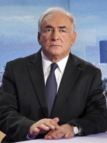 Dominique Strauss-Kahn - Portrait - P - 2011