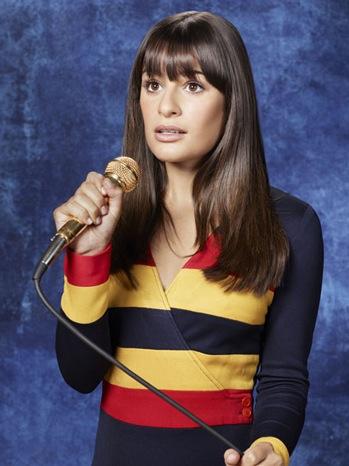 Lea Michele - Glee Season 3 Portraits - P - 2011