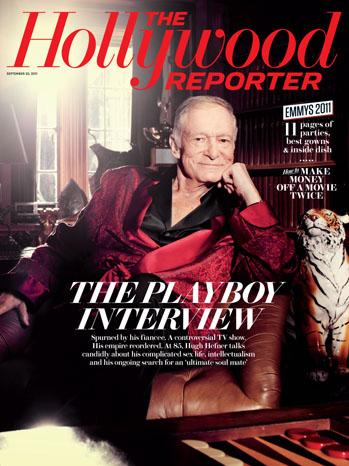 Issue 34 Cover Hugh Hefner